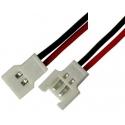 Conectores Molex 2 Pin con Cable 51005-51006 paso 2mm