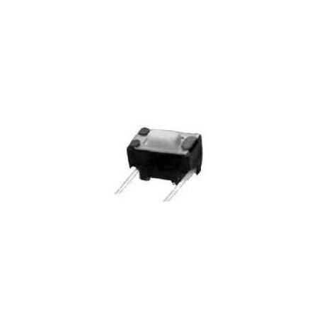 Pulsador Tact Switch acodado de 6x3.5x3.5mm