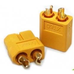 Conector XT60 de potencia hembra