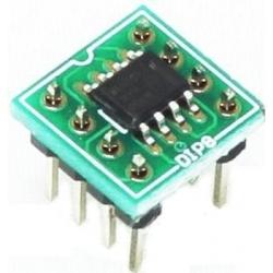 Pcb adaptador SMD-Dip