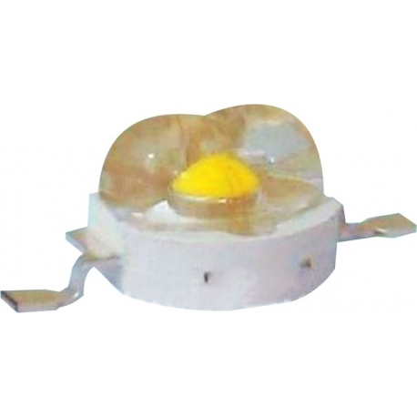 Led 1w Doble Lente Peanuts