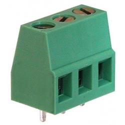 Bornes circuito impreso 8.5mm paso 3.81mm