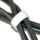 Brida Velcro Negro 10mm para cables