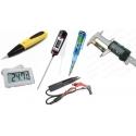 Instrumentación, multimetro, termómetros