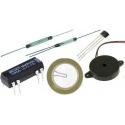 Interruptor magnético, Pir, Reed-switch