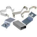 Soportes y accesorios para transistores-disipadores.