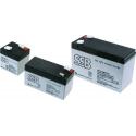 Baterías de Plomo-Gel