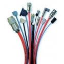 Conectores con cables