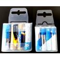 Estuches Protección de Baterías y Pilas