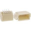 Conectores raster, 1mm, 1.27mm, 2mm, 2.54mm, 3.96mm, 5mm, 10mm