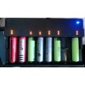 Cargadores de múltiples Baterías