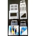 Fundas para pack de baterías y Estuches