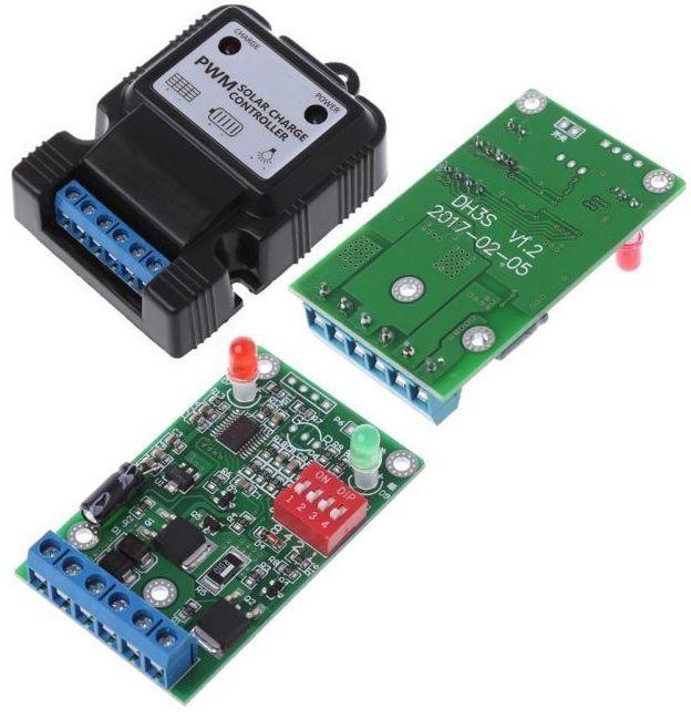 Controlador placas solares DHS-3S-00