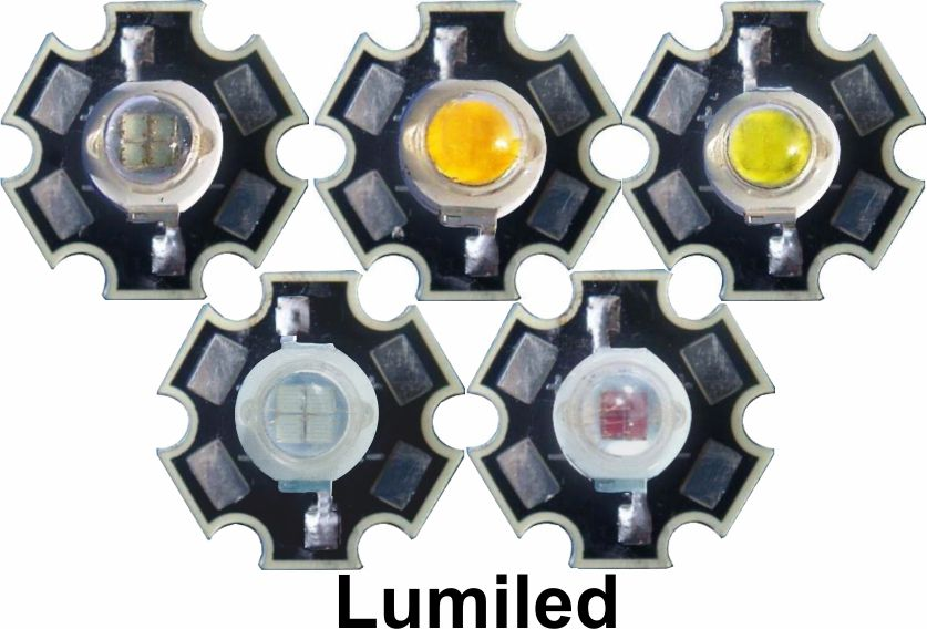 Led-Lumiled 5w