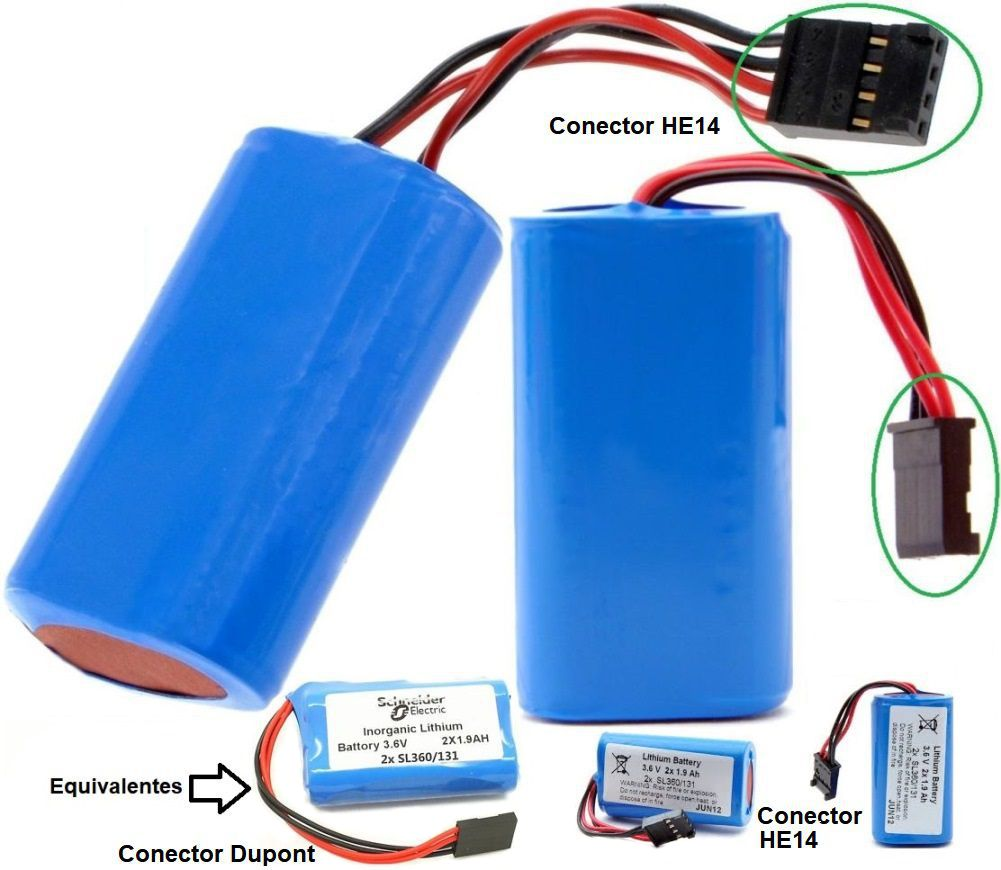 Pack-de-litio-3.6v-CNC