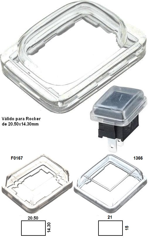 Cover Switch Rocker