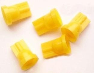 Casquillo T10 1Led Amarillo