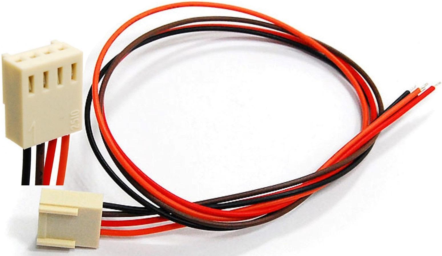Conector Molex KK 4 pin