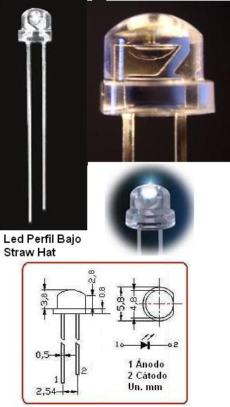 Led 4.8mm_B.Perfil