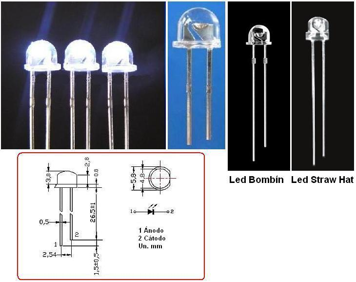 Led 4.8mm_Bombin