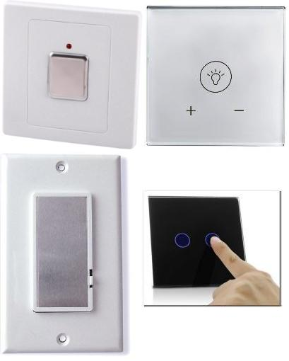 Touch-Dimmer-Switch
